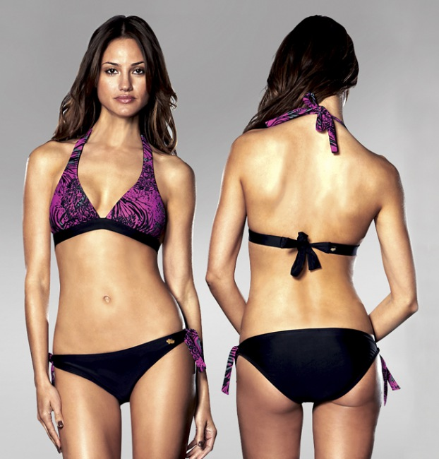 2133a86b51 Plavky Fox Basic Instinct Reversible Halter Bikini - Fox - Buyers ...