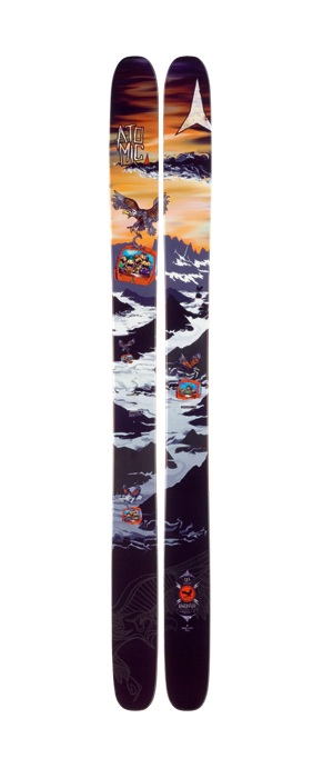 ccb8d59f84 Lyže Atomic Skis Bent Chetler - Atomic Skis - Buyers  Guide 2013 14 ...
