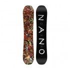 Snowboardy Nano Dřevo z lesa Camber