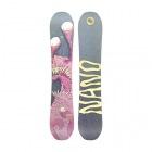 Snowboardy Nano Kyselé sousto Rocker