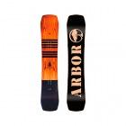 Snowboardy Arbor Westmark Camber Frank April Edition
