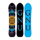 Snowboardy Gnu Snowboards Free Spirit