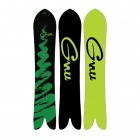 Gnu Snowboards Swallow Tail Carver