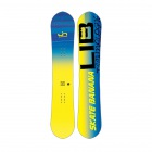 Snowboardy Lib Tech Skate Banana Yellow
