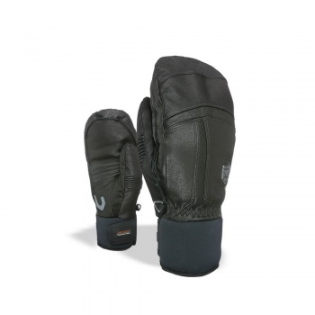 Level Off Piste Leather Mitt