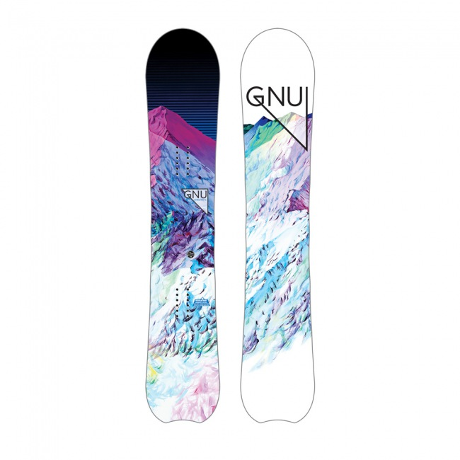 Gnu Snowboards Chromatic