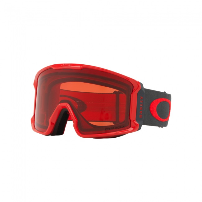 Oakley Line Miner Red Forged Iron