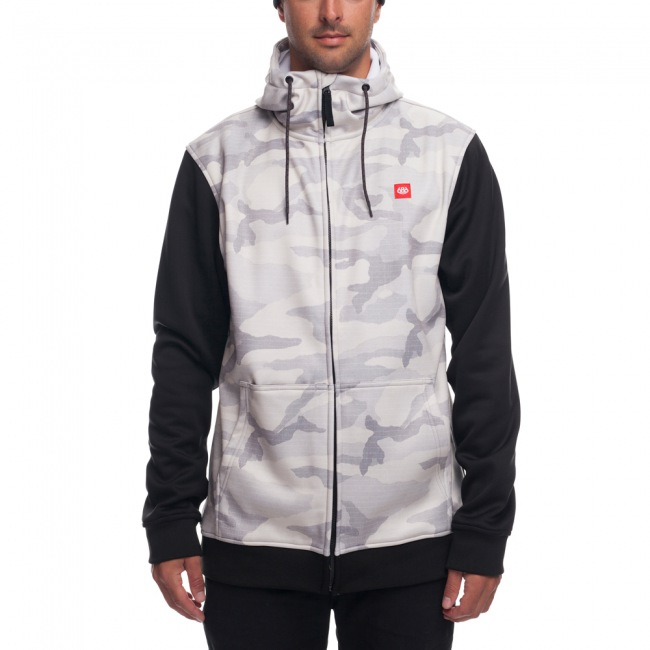 686 Icon Bonded Fleece Zip