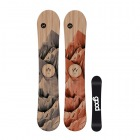 Good Boards Wooden Double Rocker