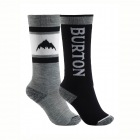 Burton Weekend Midweight Snowboard Sock Two-Pack