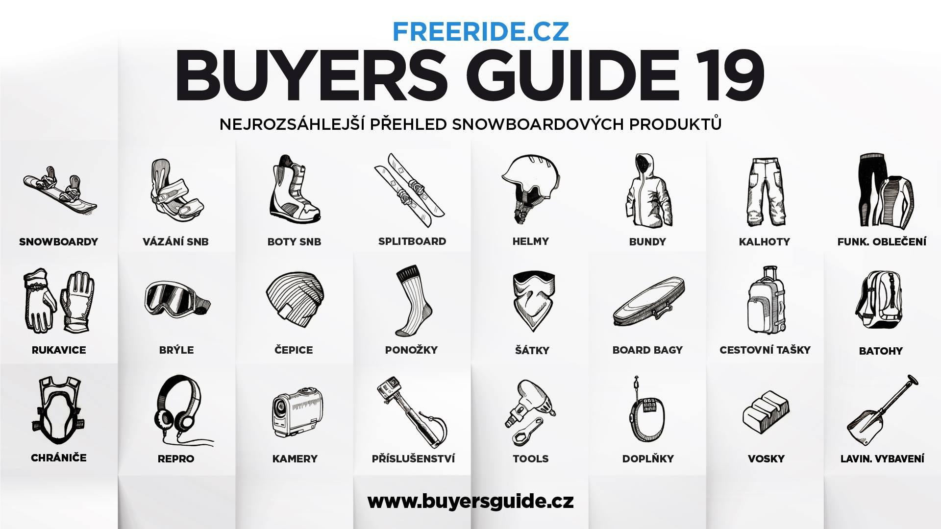 Freeride.cz – Buyer s Guide 2018 19 – Nejrozsáhlejší přehled zimního  vybavení obsahuje  Snowboardy 22c5db1620